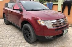 Ford Edge 2007 SE 4dr AWD (3.5L 6cyl 6A) Red for sale