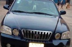 Kia Optima 2004 Blue
