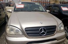 Mercedes-Benz C320 2002 Gold  for sale