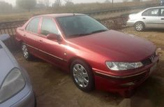 Peugeot 406 2000 Red for sale