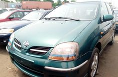 Almost brand new Nissan Almera Tino Petrol for sale