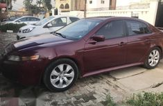 Acura TL 2004 Automatic Red for sale