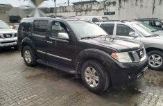 Nissan Pathfinder 2008 LE Black for sale