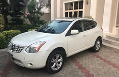 Nissan Rogue SL 4WD 2009 White for sale