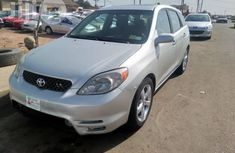 Clean Toyota Matrix 2005 Silver for sale