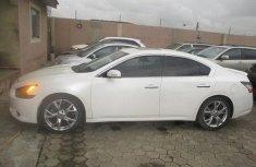 Nissan Maxima 2013 White for sale