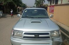 Toyota 4-Runner 2000 Silver for sale