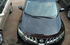 Nissan Murano 2014 Black for sale