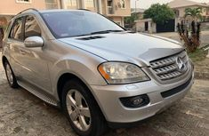 2006 Almost brand new Mercedes-Benz ML 500 Petrol for sale