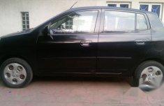 Kia Picanto 2010 Black for sale
