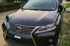 Lexus RX 2013 Black for sale