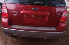 Ford Freestyle 2007 Red for sale