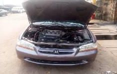 2002 Honda Accord Automatic Petrol well maintained for sale