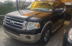 Ford Expedition 2007 Petrol Automatic Black for sale