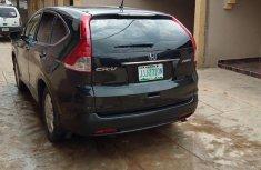Clean Honda CR-V 2012 Black