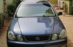 Lexus GS 2003 Blue for sale