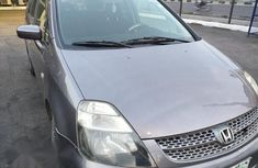 Honda Stream 2003 Gray for sale