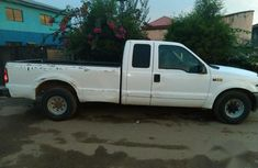 Ford F-250 2005 White for sale