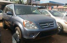 Honda CR-V 2006 Gray for sale