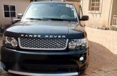 Range Rover 2012 Black for sale