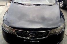 Kia Cerato 2011 Petrol Automatic Black for sale