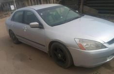 Honda Accord 2005 2.0 Comfort Automatic Silver for sale