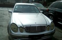 2005 Mercedes-Benz E240 for sale in Lagos