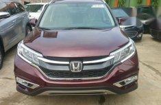 Honda CR-V 2015 Red for sale