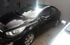 Hyundai Accent 2011 Black for sale