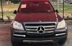 Mercedes-Benz GL450 2012 Black for sale