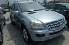 Mercedes-Benz ML 500 2006 Automatic Petrol ₦4,000,000 for sale