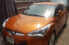Hyundai Veloster 2013 Automatic Petrol ₦3,500,000 for sale