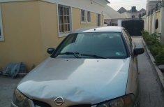 Nissan Almera 2004 Gray for sale