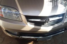 Very Clean Acura MDX 2003 Gold for sale