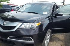 Acura MDX 2011 Petrol Automatic Black for sale