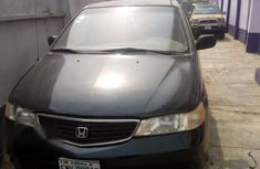 Honda Odyssey 2001 Green for sale