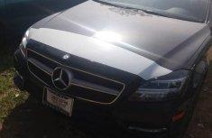 Mercedes-Benz CLS550 2014 Black for sale