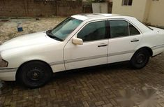 Mercedes-Benz C280 2000 White for sale