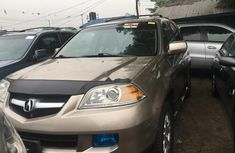 Acura MDX 2006 Petrol Automatic Gold for sale