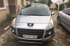 Peugeot 308 2011 Silver for sale