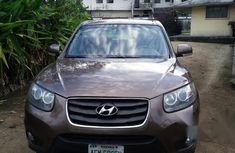 Hyundai Sanata Fe 2008 Brown for sale