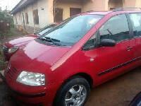 1999 Volkswagen Sharan for sale in Lagos