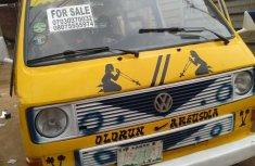 Volkswagen Transporter 1998 Yellow for sale