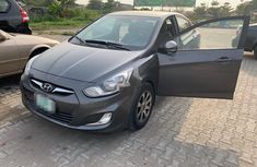 2012 Hyundai Accent Automatic Petrol well maintained for sale