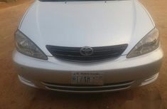 Clean Toyota Camry 2003 Silver for sale
