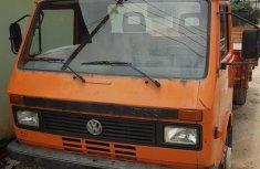 Volkswagen LT55 2001 Orange for sale