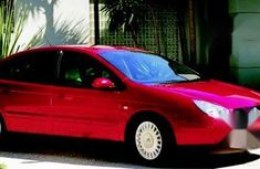 Citroen C5 2002 Red for sale