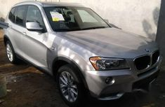 BMW X3 2.8 2013 Silver for sale