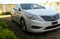 Hyundai Azera 2013 3.3L White for sale