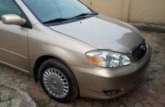 Toyota Corolla 2007 Silver for sale